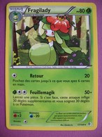 Carte Pokemon - Fragilady - 17/149 - Noir Et Blanc - Frontières Franchies - 2012 - Pokemon