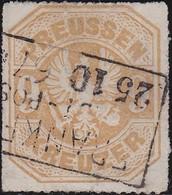 Preussen      .   Michel   26         .      O     .    Gebraucht     .   /   .   Cancelled - Preussen