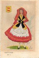 Ossaloise   No.5 - Brodées
