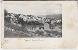 Vue Generale Et Station De Babda - Libano