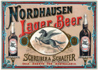 @@@ MAGNET - Nordhausen Lager Beer - Publicitaires