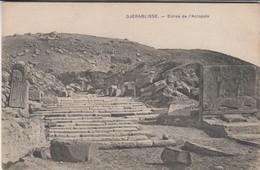 Djerablisse Entree De L'Acropole - Siria