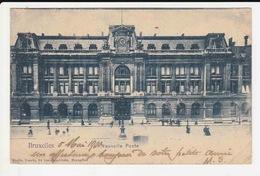 Bruxelles - Nouvelle Poste 1900 - Belgien