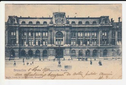 Bruxelles - Nouvelle Poste 1900 - Ohne Zuordnung