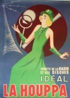@@@ MAGNET - La Houppa, 1930 Ca. - Publicitaires