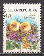 Tschechien  (2011)  Mi.Nr.  676  Gest. / Used  (2ai43) - Tchéquie