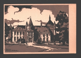 Laarne - Kasteel Van Laarne - Illustratie Gesigneerd - 1951 - Laarne