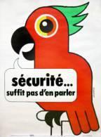 @@@ MAGNET - INRS - Securite - Publicitaires