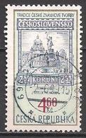 Tschechien  (1999)  Mi.Nr.  203  Gest. / Used  (2ai45) - Tchéquie
