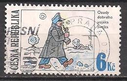 Tschechien  (1997)  Mi.Nr.  155  Gest. / Used  (2ai46) - Tschechische Republik