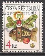 Tschechien  (1997)  Mi.Nr.  164  Gest. / Used  (2ai48) - Tchéquie