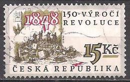Tschechien  (1998)  Mi.Nr.  189  Gest. / Used  (2ai49) - Tchéquie