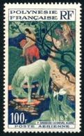 POLYNESIE 1958 - Yv. PA 3 **   Cote= 19,00 EUR - Tableau Le Cheval Blanc, Par Gauguin  ..Réf.POL23542 - Poste Aérienne