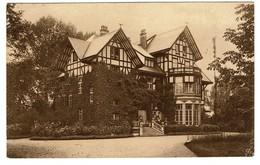 Anvers Deurne Villa Des Mouettes - Circulée - Edit. Ch. Doossche-Bernaerts, Merxem - 2  Scans - Antwerpen