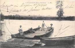 64-CASTAGNEDE- LE BAC - Autres Communes