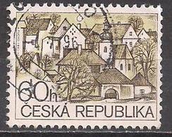 Tschechien  (1995)  Mi.Nr.  72  Gest. / Used  (2ai51) - Tschechische Republik