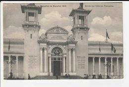 Exposition De Bruxelles 1910 - Entree Des Colonies Francaises - Belgien