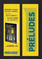 Marque Page.  Editions Préludes. - Marque-Pages