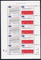 POLAND 1998 Europa; National Festivals Sheet MNH / **  Michel 3714-15 Kb - Blocks & Sheetlets & Panes