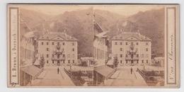 Stereoscopische Kaart.  Haute Savoie.   Chamonix - Cartes Stéréoscopiques