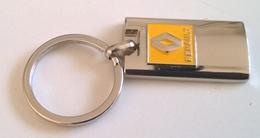 Porte Clefs RENAULT ( Dijon Automobile ) - Porte-clefs