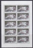 Europa Cept 2001 Slovakia 1v Sheetlet ** Mnh (42227) - 2001