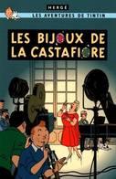 CPM - BD Aventures De TINTIN - Les Bijoux De La Castafiore - HERGE - Edition Moulinsart - Bandes Dessinées