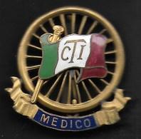 C.T.I. - MEDICO - ORIGINALE ANNI'30 - Associazioni