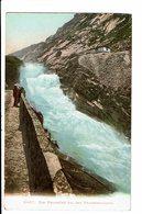 CPA - Carte Postale-SUISSE - Der Reussfall Bei Der Teufelsbrücke  VM1647 - UR Uri