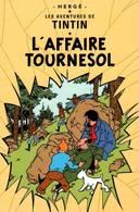 CPM - BD Aventures De TINTIN - L'Affaire Tournesol - HERGE - Edition Moulinsart - Bandes Dessinées
