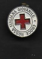 CROCE ROSSA ITALIANA GIOVANILE - ORIGINALE ANNI'30 - Associazioni