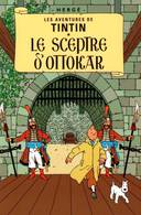 CPM - BD Aventures De TINTIN - Le Sceptre D'Ottokar - HERGE - Edition Moulinsart - Bandes Dessinées
