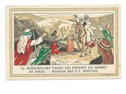 SYRIE SYRIA ASIE MINEURE Missionnaire Propagation De La Foi Bien 14 X 9 Cm  2 Scans Missions étrangères De Paris - Cartes Postales