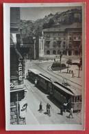 CROATIA - HRVATSKA , RIJEKA - FIUME , TRAMWAY - Tram