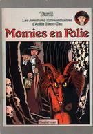 CPM - BD MOMIES En FOLIE - TARDI - CASTERMAN 1978 - Edition J.P.Hubert - Bandes Dessinées