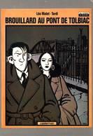 CPM - BD BROUILLARD Au Pont De TOLBIAC - TARDI - CASTERMAN 1982 - Edition J.P.Hubert - Comicfiguren