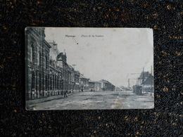 Manage, Place De La Station, Tram, Timbre  (H7) - Manage
