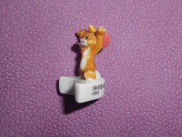 Fève 2005 Les Looney Tunes Fêtent L'épiphanie Jerry (T 778) - Dessins Animés