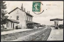 MEYMAC - La Gare - Frankreich