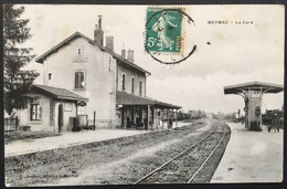 MEYMAC - La Gare - France