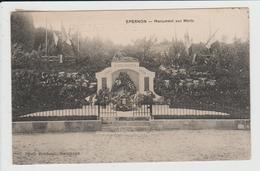 EPERNON - EURE ET LOIR - MONUMENT AUX MORTS - Epernon