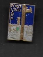 FORZE CIVILI AFPI - LORIOLI & C. MILANO INC. - ORIGINALE ANNI'30 - Associazioni