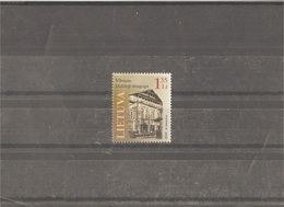 MNH Stamp Nr.1008 In MICHEL Catalog - Lituanie