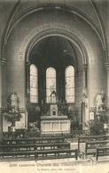 007507  Lausanne - Chapelle Ste. Elisabeth. Bois Ceri - VD Waadt