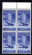 QUS105 - AUSTRALIA 1958 , Posta Aerea Il N. 11  In Fresche Quartine ***  (2380A) . - Posta Aerea