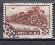 USSR 1949 - Eisenbahn, Mi-Nr. 1416, Used - 1923-1991 UdSSR