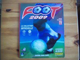 Album  Panini  Foot 2009  Vide Empty - Panini