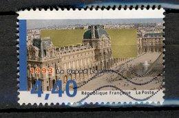France 1993 - Oblitéré Used - Y&T N° 2852 - Le Grand Louvre - Oblitérés