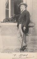 Frederic Mistral , Signture - France