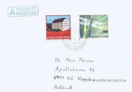 Liechtenstein 2019 Vaduz Emperor Dragonfly Anax Imperator Insect Cover - Andere